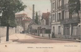 CORBEIL-Rue Des Grandes Bordes 178K - Corbeil Essonnes