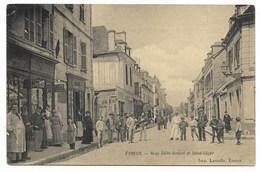 27-EVREUX-Rues Saint-Amand Et Saint-Léger...  Animé - Evreux