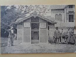 Environs D'Arnay-le-Duc - Maizières - Source Gallo-Romaine - Postcards