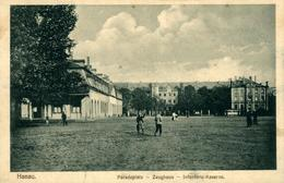 HANAU  PARADEPLAZ Infanterie Kaserne - Hanau