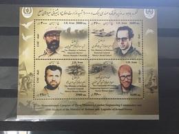Iran - Postfris/MNH - Sheet Ministers 2013 - Iran