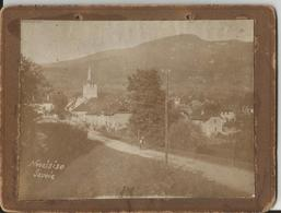 Curiosité - Photo - Savoie -  Novalaise - Voyagé En 1903 - Francia