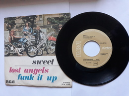 Sweet  -  RCA  Victor .  Lost Angels  -   Anno 1976.  Perfetto - Hard Rock & Metal