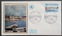 FDC 1969 - YT N°1585 - LA TRINITE SUR MER - FDC