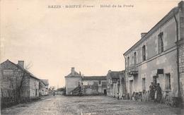 ¤¤  -   BAZIN - ROIFFE    -  Hôtel De La Poste  -  ¤¤ - Otros Municipios