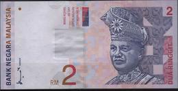 B 75 - MALAYSIE Billet De 2 RM état Neuf - Malaysie
