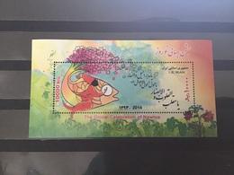 Iran - Postfris/MNH - Sheet Nowruz 2014 - Iran