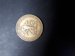 West African States - Afrique Ouest 25 Francs 1996 - Monnaies