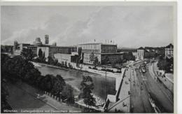 AK 0151  München - Ludwigsbrücke Mit Deutschem Museum / Feldpost Um 1941 - München