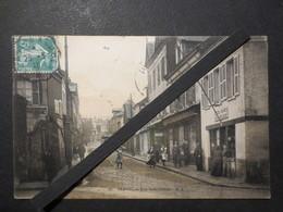 76 - Le Havre - Sanvic - CPA - Rue Sadi Carnot - Octroi Du Havre - Bureau Boulogne - E.J N° 76 - B.E - 1910 - - Le Havre