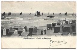 Blankenberge    Flotille De Pecheurs - Blankenberge
