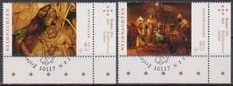 Deutschland 2010 MiNr.2829 - 2830 O Gest. ESST. Weihnachten ( 8623 )günstige Versandkosten - Gebraucht