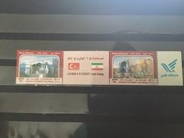 Iran - Postfris/MNH - Complete Set Joint-Issue Turkije-Iran 2015 - Iran
