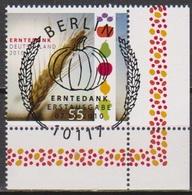 Deutschland 2010 MiNr.2826 O Gest. ESST. Erntedank ( 8624 )günstige Versandkosten - Gebraucht