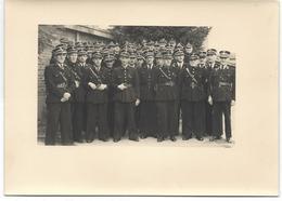 GARDES CHAMPÊTRES DU CONDROZ Au Concours De Tir En 1952 - Mestieri