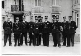 GARDES CHAMPÊTRES DU CONDROZ Au Concours De Tir En 1955 - Mestieri