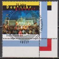 Deutschland 2010 MiNr.2821 O Gest. ESST. 20 Jahre Deutsche Einheit ( 8627 )günstige Versandkosten - Gebraucht