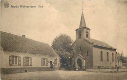Wolverthem Wolvertem Imde De Kerk + Cafe Zeldzaam - België