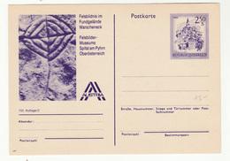 Warscheneck Illustrated Postal Stationery Postcard Postkarte B190201 - Ganzsachen