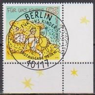 Deutschland 2010 MiNr.2818 O Gest. ESST. Für Uns Kinder ( 8630 )günstige Versandkosten - Gebraucht