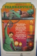 Poster Frankenstein - Affiches & Posters