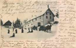 Suisse - Le Locle - La Claire En Hiver - NE Neuchâtel