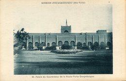 HAUTE VOLTA(OUAGADOUGOU) - Burkina Faso