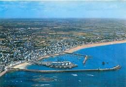 44  La Turballe - Le Port Et La Plage    AM 59 - La Turballe