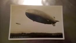 Cpa Zeppelin Allemagne - Montgolfières
