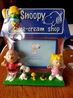 Scène Snoopy Peanuts Neuve Emballée Ice Cream Shop Avec Tous Les Personnages - Snoopy