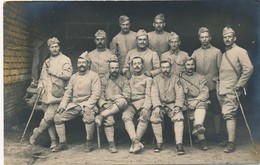 I47 - N° 65 - Carte Photo - MILITARIA - Groupe De Soldats Du 50 Et 103e R.I. - War, Military
