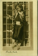 LIBYA -  ARAB GIRL / BIMBA ARABA - EDIT S. AMORELLI - 1930s (BG2416) - Libye