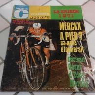 Miroir Du Cyclisme N°138 Février 1971 Saison 1971 Toutes Les équipes,Peter Post Roi Des Six Jours,Poster Eddy Merckx - Sport