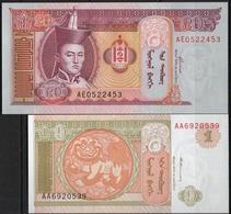 B 83 - MONGOLIE Billet De 1 Tugrik états Neufs - Mongolie