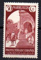 Sello Nº 140 Marruecos - Marruecos Español