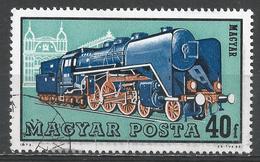 Hungary 1972. Scott #2123 (U) Hungarian Locomotive * - Hungary