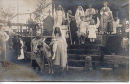 Carte Photo - Fête De La Saint Joseph En 1920 ( En Touraine ? ) - Manifestazioni