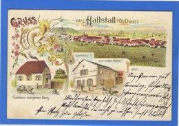 68 HAUT RHIN - Gruss Aus HATTSTATT Pionnière - Autres Communes