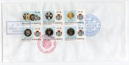 - FDC PRINCIPATO DI SEBORGA 13.10.1996 - Bel Affranchissement Philatélique - - Autres - Europe
