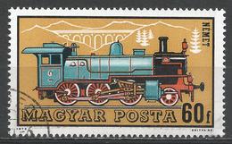 Hungary 1972. Scott #2124 (U) German Locomotive * - Hungary