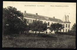 Wattripont. Le Château. **** - Frasnes-lez-Anvaing