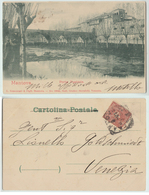 Mantova - Porta Pusterla, Ante 1906 - Mantova