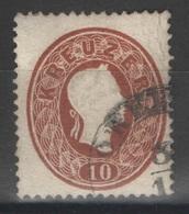 Autriche - YT 20 Oblitéré - 1861 - Usati