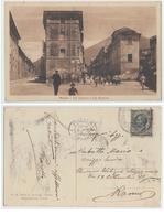 Massa - Via Alberica E Via Beatrice, Ante 1906 - Massa
