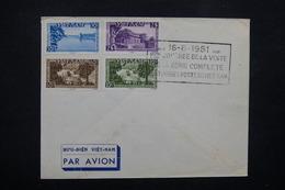 VIÊT- NAM - Enveloppe 1 Er Jour De La Série Du Viêt-Nam En 1951- L 22134 - Viêt-Nam