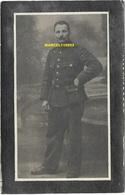 Guerre 14 / 18 - Coché Charles -soldat 10 ème Rég De Ligne .-Deux-Acren 1889 / West-Vleteren 1918 - Décès