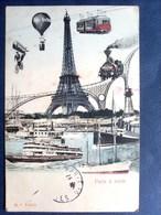 75 ,paris à Venir ......1911 - France