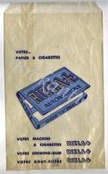 Rizzla + Tobacco Pouche/ Sachet De Tabac/tabak Zakje  About 1950 Unused As New/ Inutilisé Comme Neuf - Cigarettes - Accessoires
