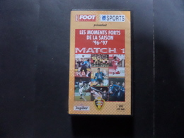 VHS Football Belgique 96/97 - Sport