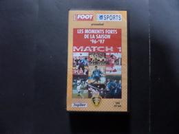 VHS Football Belgique 96/97 - Sports